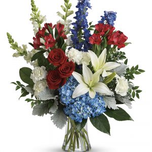 Funeral Flowers for Veterans
